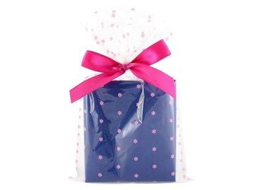 Plastové tašky na ozdobné darčeky 15x25 200 CG
