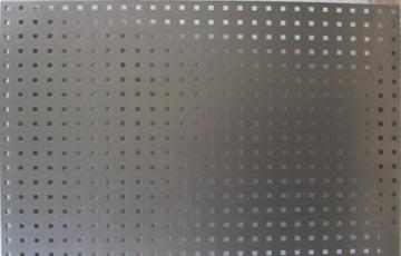 Dierovaná plechová doska Veľká oceľ pozinkovaná 896x640mm