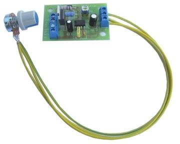 Rotujúci regulátor elektromotora 230V NOVINKA