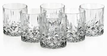 Krištáľové poháre na whisky Bohemia Classico