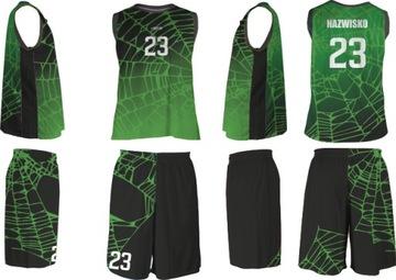 Basketbalové kostýmy. Akékoľvek farby. Tlačiť zadarmo