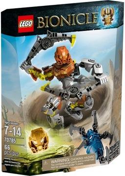70785 LEGO BIONICLE PÁN Z ROCKOVEJ POHATY
