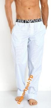 Emporio Armani spodnie piżama męska roz S