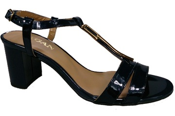 sandały sagan z fredzlami allegro