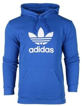 Bluza Adidas Originals Niebieska Niska Cena Na Allegro Pl
