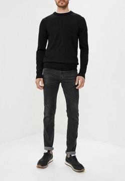 EMPORIO ARMANI EA7 luksusowy sweter męski Nowość L