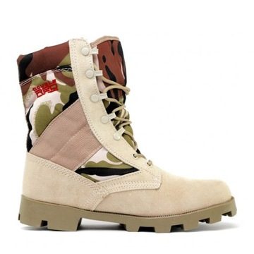 Buty DOUBLE RED Camouflage Red Desert rozm.42