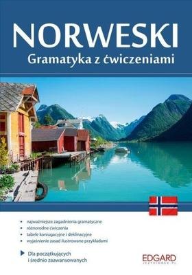 Norweski Gramatyka z ćwiczeniami Jan Filipek Micha