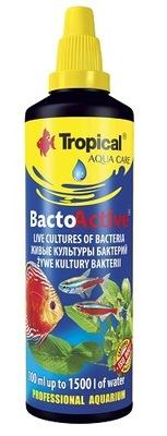 Tropical BACTO-ACTIVE 100мл - БАКТЕРИИ BIOSTARTER