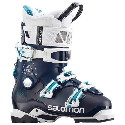 Buty narciarskie Salomon QST Pro 90 TR W Niebieski