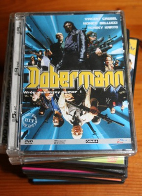 DOBERMAN    DVD