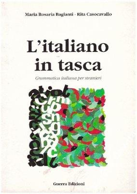 L'italiano in tasca Grammatica per stranieri NOWA!