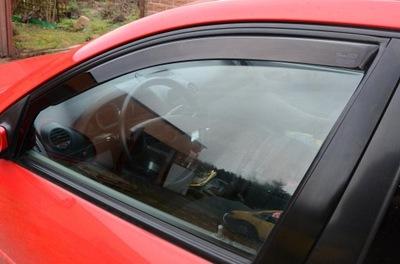 OWIEWKI BOCZNE NA PRZEDNIE drzwi VW POLO 5 drzwi