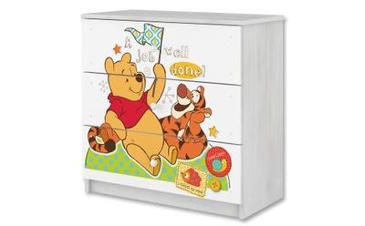 Toaletný stolík pre deti BABY DISNEY Baby Boo VZORY!