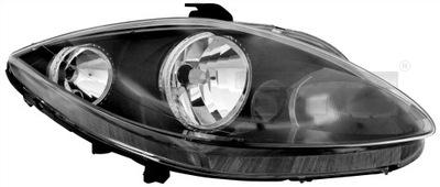 REFLEKTOR LAMPA TYC SEAT ALTEA