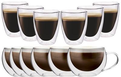 Okuliare Teplo-Odolný Káva Cappuccino Káva