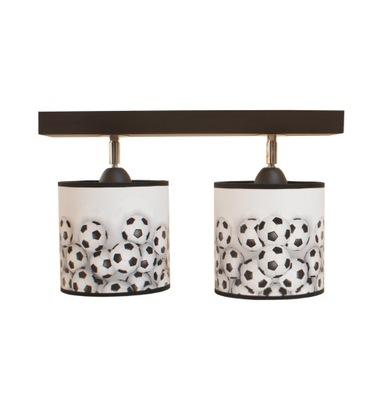 Lampy abażurkami pre deti rôzne vzory 2pł.