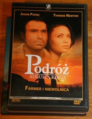 PODRÓŻ AUGUSTA KINGA   DVD