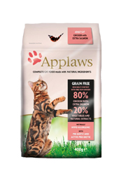 Applaws Cat курица лосось CHICKEN SALMON 7 ,5КГ