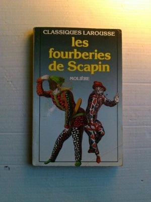 Les Fourberies de Scapin Moliere