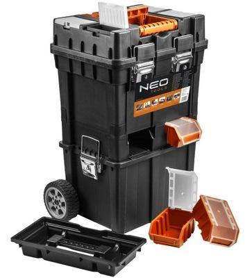 WORKSHOP MOBILE tool BOX Na kolieskach