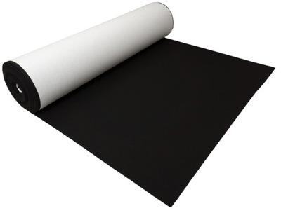 войлок САМОКЛЕЯЩАЯСЯ Черный 4 мм 600 Г /м2 - Ноль .5 м2