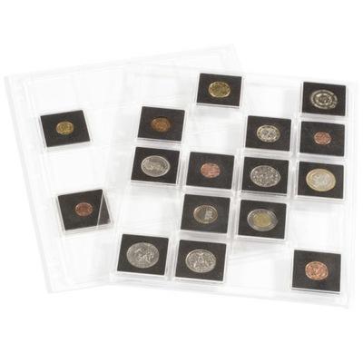Leuchtturm - Карты для монет quadrum ка ENCAP