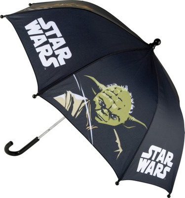 Detský dáždnik - STAR WARS UMBRELLA PARASOL S HANDLE
