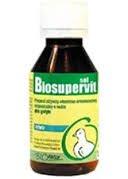 BIOFAKTOR Biosupervit - для голубей 100 мл