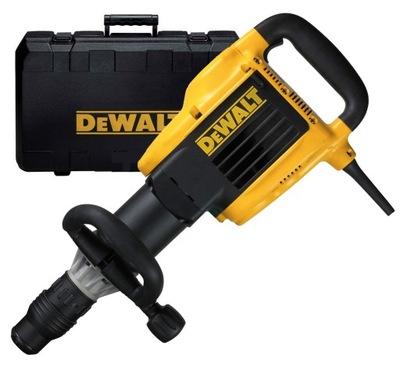 Sekacie kladivo - DEWALT búracie kladivo SDS-MAX 1500W 18j D25899K