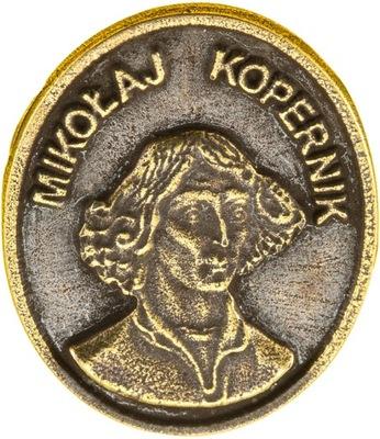 Николай Kopernik Марку застежка pin wpinka