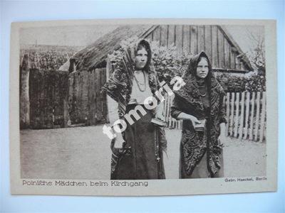 польский  , женщины , шарфы, ??? церкви, И WS