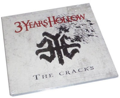3 Years Hollow - The Cracks (CD) Nowa - SKLEP