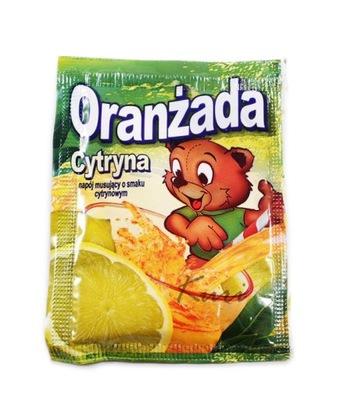 Лимонад порошок Лимонная с Мишкой 10шт