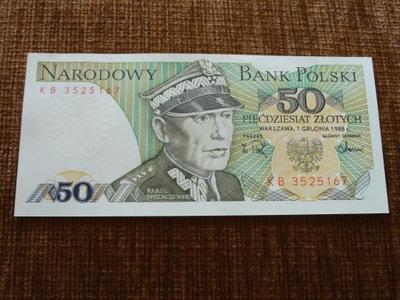 036.PRL 50 ZŁ SERIA KB