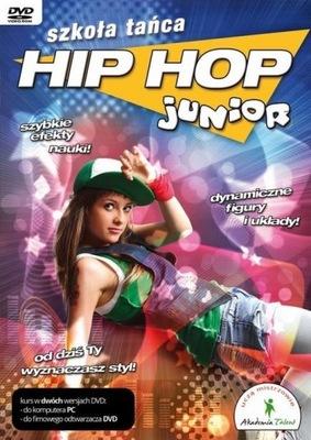 Szkoła Tańca HIP HOP Junior DVD KURS TAŃCA