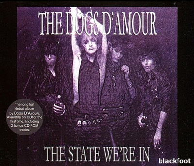 THE DOGS D'AMOUR - The State We're In + 2 (1984)