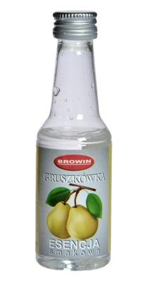 заправка для алкоголя 4 литра Browin Gruszkówka