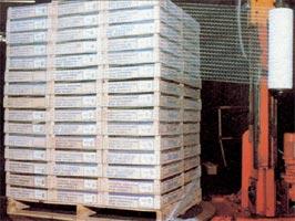 siatka do owijania palet paletowania 0,5x500m 3,2g