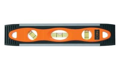 Laserový merač - POZNÁMKA MAGNETICKÁ ÚROVEŇ 230mm 71-000 NEO
