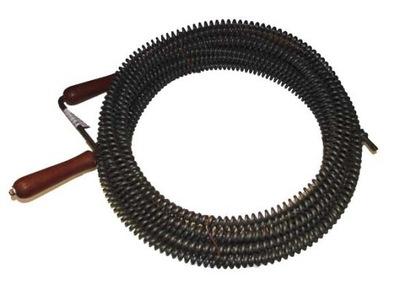 Спираль Пружина wod-kan. ??? труб змейка fi16 5м