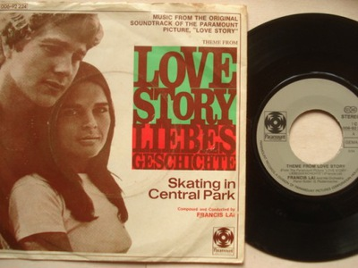 FRANCIS LAI - LOVE STORY - SKATING IN CENTRAL PARK