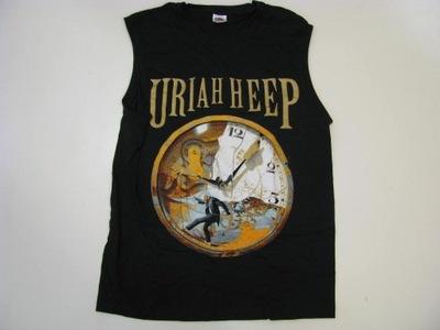 t-shirt bezrękawnik URIAH HEEP hard rock