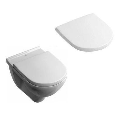 WC misa - Villeroy O.novo nastaviť záchodovej misy závesné tabule