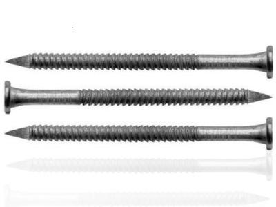 ГВОЗДИ адаптера и крепления ANCHOR оцинкованный 4 .5x125mm Ноль ,5кг