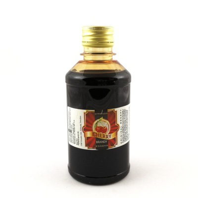 заправка со вкусом CHERRY БРЕНДИ 250 мл STRANDS 7 ,5Л
