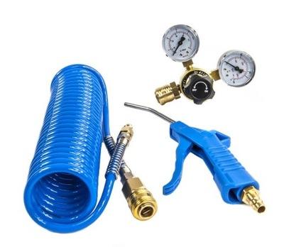 Zbraň Redukčný Ventil Hadica Pre Plnenie Hélium Balóniky