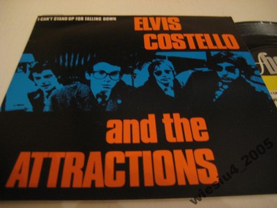 Elvis Costello&The Atractions-I Can't ...  /UK