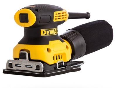 Brúska - Oscilačná brúska 108x115 mm DeWALT DWE6411