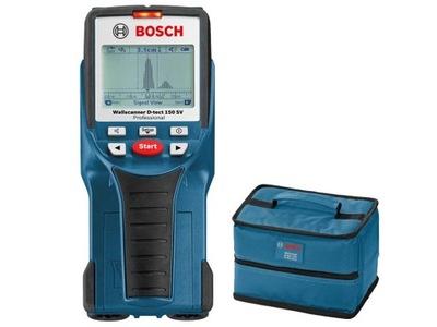 Detektor kablov - Detektor drôtov BOSCH D-tect 150 SV ROBO-KOP